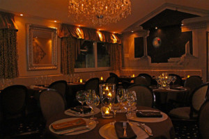 Salle du restaurant Dans les Etoiles